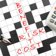 Stockfoto: Risk management