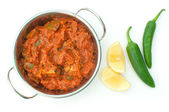 Curry dish — Stock Photo