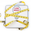 Weighing scales — Stock Photo
