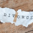 Divorce — Stock fotografie