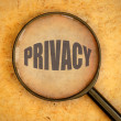 Privacy — Stock Photo #22284023