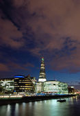 London at night — Stock Photo
