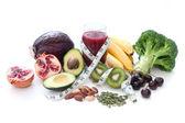 Superfood diet — Stock Photo