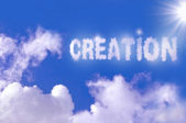 Creation — Stock Photo