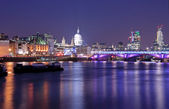 Skyline von london — Stockfoto