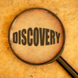 Discovery — Stock Photo #31516495