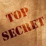 Top secret — Stock Photo #34793451