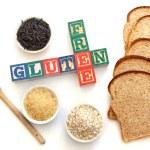 Gluten free — Stock Photo #34793467