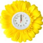 Spring clock — Stock Photo
