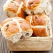 Hot cross buns — Stock Photo #43305731