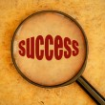 Focus on success — Stock Photo #46247117