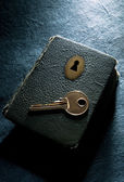 Key to knowledge — Stockfoto