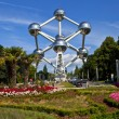 The Atomium in Brussels — Stock Photo #12891007