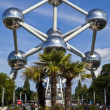 The Atomium in Brussels — Stock Photo #12891091