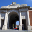 Stock Photo: Menin Gate in Ypres, Belgium