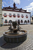 Town Hall in Linz am Rhein — Stock Photo