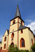 Kirche St Martin in Linz, Germany — Stock Photo