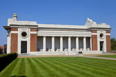 Side View of the Menin Gate in Ypres — Stock Photo