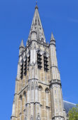 St. Martins Cathedral in Ypres — Stock Photo