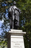 William Pitt Statue in London — Stock Photo