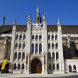 The Guildhall in London — Stock Photo