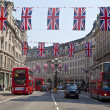Stock Photo: Queen Diamond Jubilee Celebrations