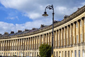 Royal Cresent in Bath — Stock Photo