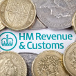 Revenue and Customs - Foto de Stock