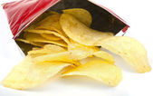 Packet of Crisps — Stock Photo