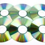 Compact Discs — Stock Photo #14042291