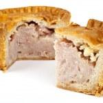 Pork Pie — Stock Photo