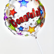 Congrats Balloon — Stock Photo