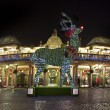 Stock Photo: Covent Garden at Christmas