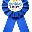 Birthday Badge — Stock Photo