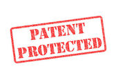 PATENT PROTECTED — Stock Photo