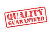 Calidad garantizada — Foto de Stock