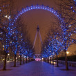 London Eye — Stock Photo #20937585