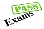 Exams Passing — Stock Photo
