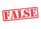 Fałszywe pieczątka — Zdjęcie stockowe