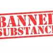 BANNED SUBSTANCE — Stockfoto