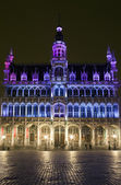 Maison du Roi (King's House) in Grand Place, Brussels — Stock Photo