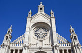Sainte Catherine Church in Brussels — Stock Photo