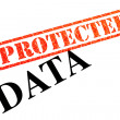 Data PROTECTED — Stock Photo