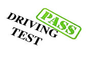 Driving Test PASS — Stock Photo