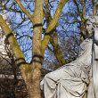 Stock Photo: Sarah Siddons Statue on Paddington Green