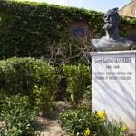 George Kastrioti-Skanderberg Memorial in London — Stock Photo