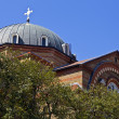 Greek Cathedral of St. Sophia in London — Stock Photo