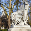 Sarah Siddons Statue on Paddington Green — Foto de Stock