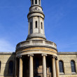 Stock Photo: St. Mary's Bryanston Square in London