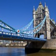 Tower Bridge in London — Stock Photo #24900737